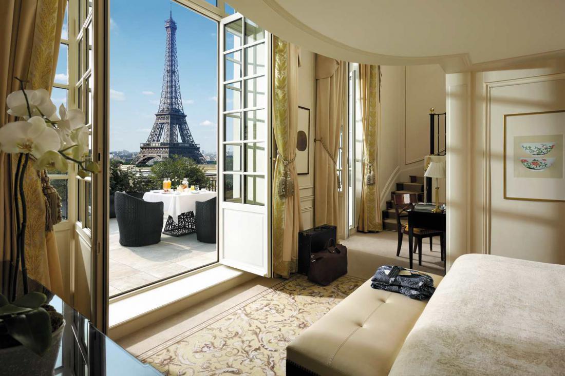 Eiffel Duplex Terrace Suite Shangri La Hotel Paris 59df9c2c519de20011372b29