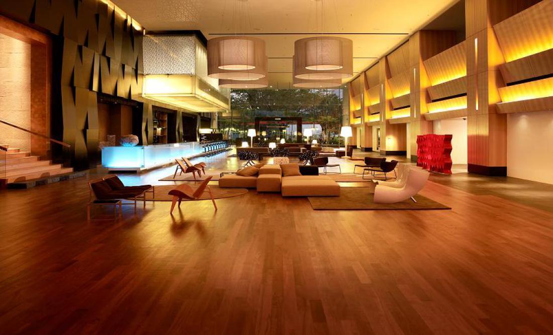 Hotel Lobbys
