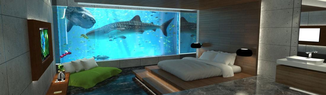 palawa underwater room